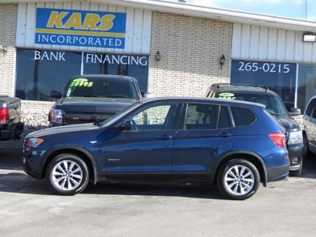 2013 BMW X3 XDRIVE28I AWD for Sale  - D74454D  - Kars Incorporated - DSM