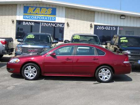 2011 Chevrolet Impala LT for Sale  - B01821D  - Kars Incorporated - DSM