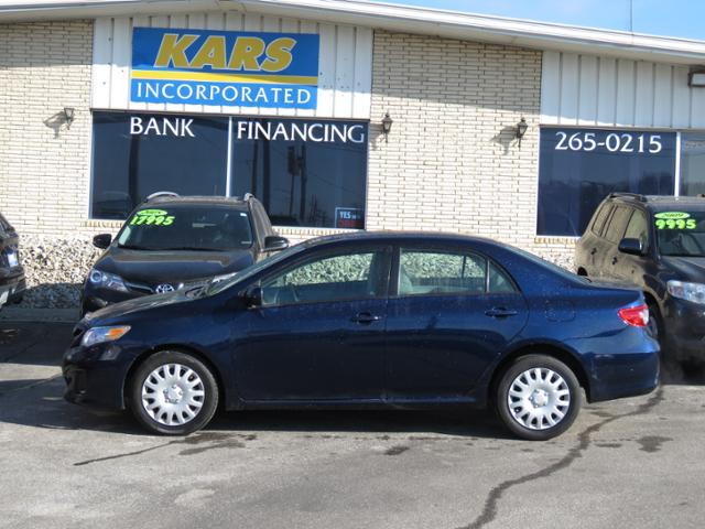 2012 Toyota Corolla  - Kars Incorporated - DSM