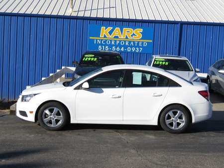 2013 Chevrolet Cruze 1LT for Sale  - D03860  - Kars Incorporated - DSM