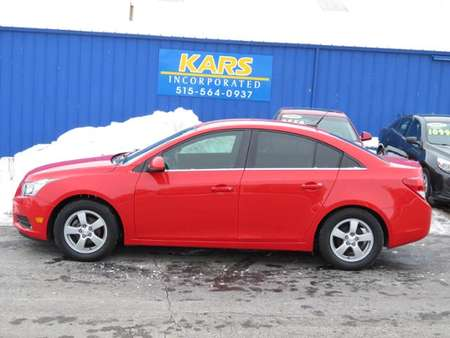 2014 Chevrolet Cruze 1LT for Sale  - E37104  - Kars Incorporated - DSM