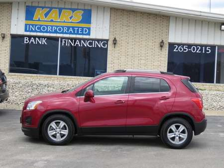 2015 Chevrolet Trax LT for Sale  - F89947  - Kars Incorporated - DSM