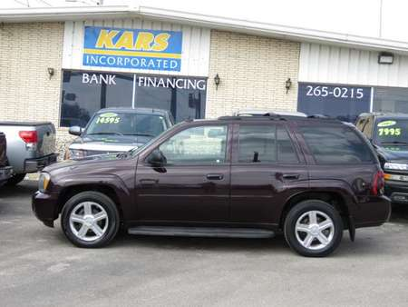 2008 Chevrolet TrailBlazer LT w/3LT 4WD for Sale  - 851240  - Kars Incorporated - DSM