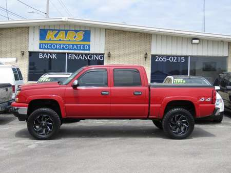 2007 Chevrolet Silverado 1500 LT1 4WD Crew Cab for Sale  - 747518D  - Kars Incorporated - DSM