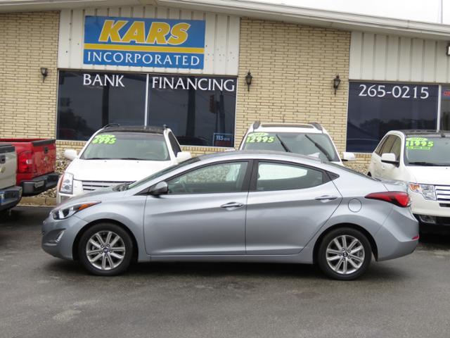 2015 Hyundai Elantra  - Kars Incorporated - DSM