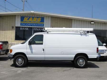 2006 Ford Econoline Cargo Van for Sale  - 630663D  - Kars Incorporated - DSM