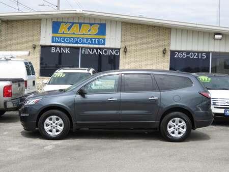 2013 Chevrolet Traverse LS for Sale  - D22321D  - Kars Incorporated - DSM