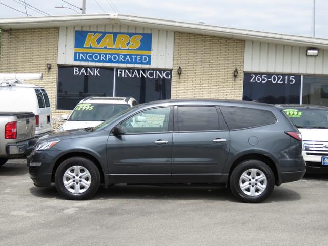 2013 Chevrolet Traverse  - Kars Incorporated - DSM