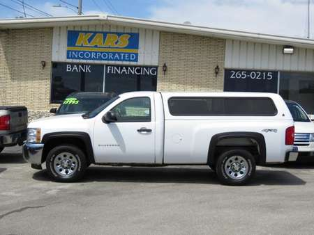 2012 Chevrolet Silverado 1500 Work Truck 4WD Regular Cab for Sale  - C01543D  - Kars Incorporated - DSM