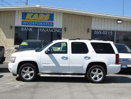 2007 Chevrolet Tahoe LTZ 4WD for Sale  - 758982  - Kars Incorporated - DSM