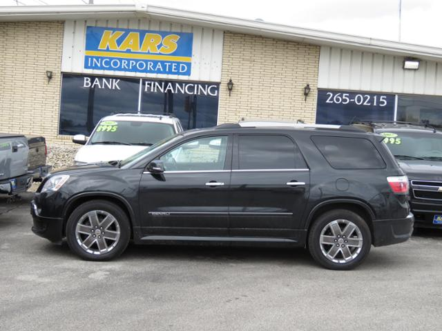 2011 GMC Acadia  - Kars Incorporated - DSM