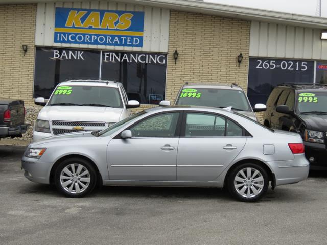 2010 Hyundai Sonata  - Kars Incorporated - DSM