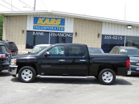 2013 Chevrolet Silverado 1500 LT 4WD Crew Cab for Sale  - D19864  - Kars Incorporated - DSM