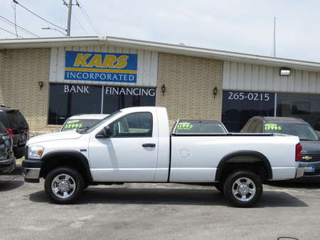 2007 Dodge Ram 2500 ST 4WD Regular Cab for Sale  - 779834  - Kars Incorporated - DSM