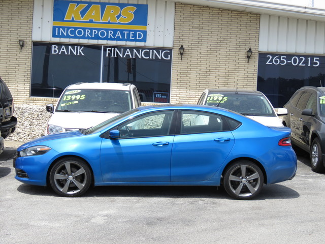 2015 Dodge Dart GT  - F21490D  - Kars Incorporated - DSM
