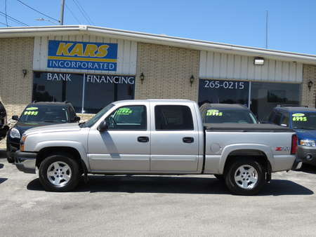 2005 Chevrolet Silverado 1500 Z71 4WD Crew Cab for Sale  - 526798D  - Kars Incorporated - DSM