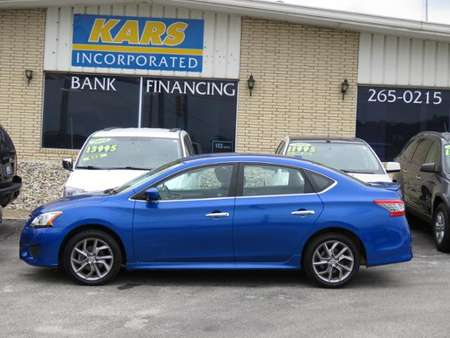 2014 Nissan Sentra SR for Sale  - E27931  - Kars Incorporated - DSM
