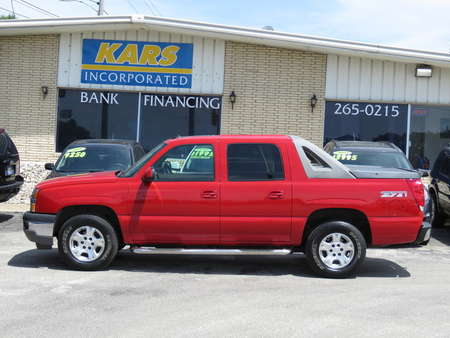 2005 Chevrolet Avalanche Z71 4WD Crew Cab for Sale  - 598513  - Kars Incorporated - DSM