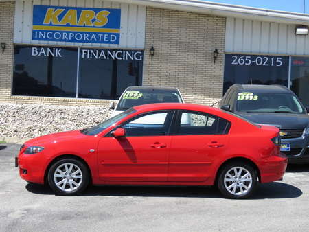 2007 Mazda Mazda3 i Touring for Sale  - 770604  - Kars Incorporated - DSM