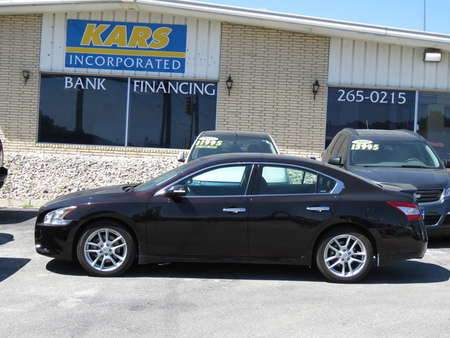 2010 Nissan Maxima 3.5 SV w/Premium Pkg for Sale  - A32881  - Kars Incorporated - DSM
