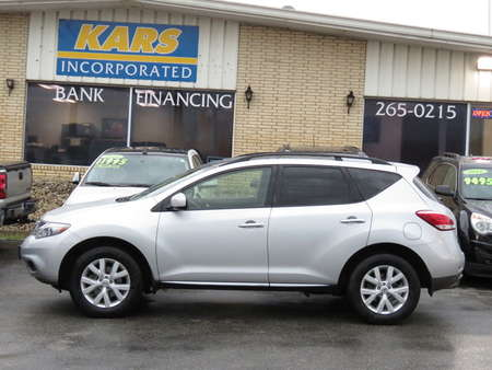 2013 Nissan Murano SL AWD for Sale  - D06116  - Kars Incorporated - DSM