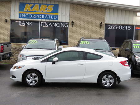 Honda Of Des Moines >> 2013 Honda Civic Cpe Lx