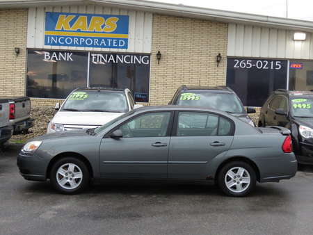 2005 Chevrolet Malibu LS for Sale  - 555612  - Kars Incorporated - DSM
