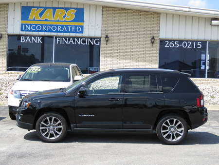 2014 Jeep Compass Limited 4WD for Sale  - E52364  - Kars Incorporated - DSM
