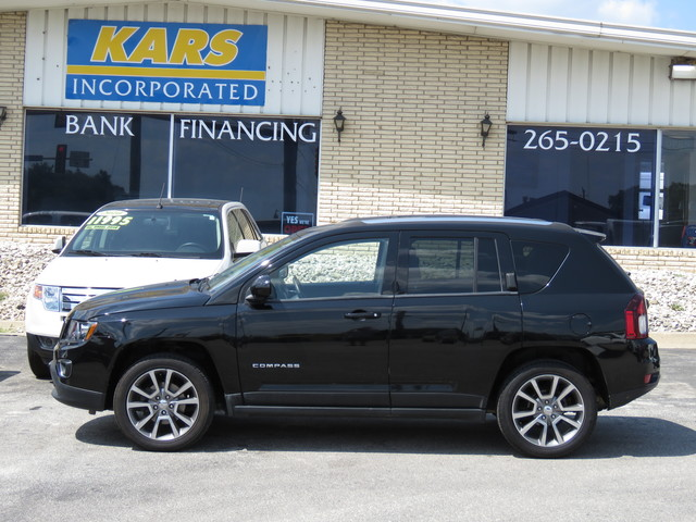 2014 Jeep Compass Limited 4WD  - E52364  - Kars Incorporated - DSM