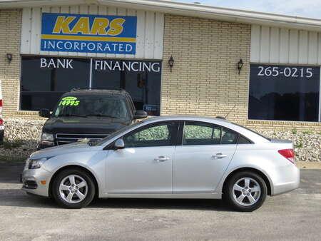 2016 Chevrolet Cruze Limited LT for Sale  - G52577D  - Kars Incorporated - DSM