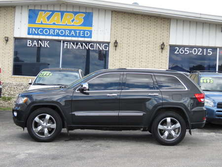 2011 Jeep Grand Cherokee Overland 4WD for Sale  - B85286  - Kars Incorporated - DSM