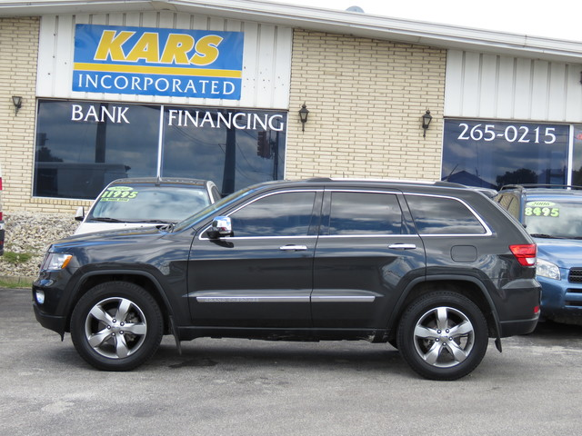 2011 Jeep Grand Cherokee Overland 4WD  - B85286  - Kars Incorporated - DSM