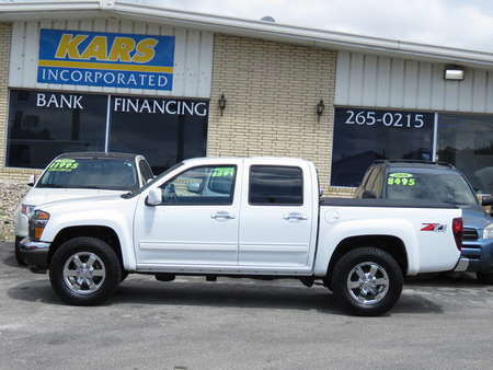 2012 Chevrolet Colorado LT w/2LT 4WD Crew Cab for Sale  - C60763D  - Kars Incorporated - DSM