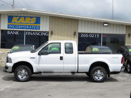 2005 Ford F-250 XLT 4WD SuperCab for Sale  - 505379  - Kars Incorporated - DSM