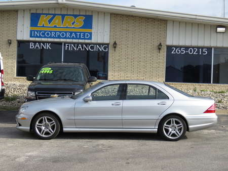 2006 Mercedes-Benz S-Class 5.0L for Sale  - 684077D  - Kars Incorporated - DSM