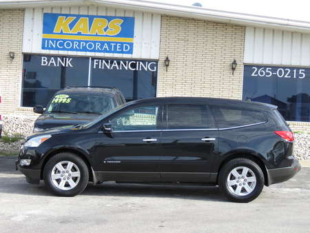 2009 Chevrolet Traverse LT w/2LT AWD for Sale  - 966775  - Kars Incorporated - DSM
