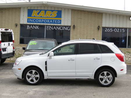 2014 Chevrolet Captiva Sport Fleet LT for Sale  - E65448D  - Kars Incorporated - DSM