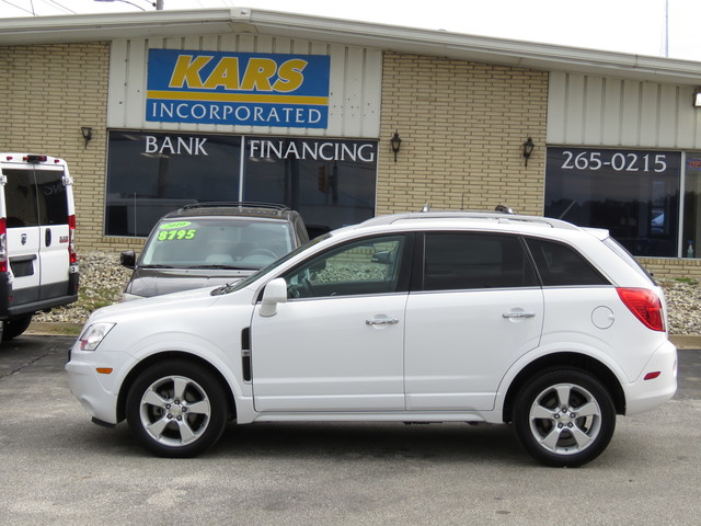 2014 Chevrolet Captiva Sport Fleet LT  - E65448  - Kars Incorporated - DSM