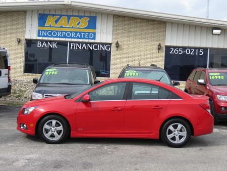 2014 Chevrolet Cruze 1LT for Sale  - E71909D  - Kars Incorporated - DSM