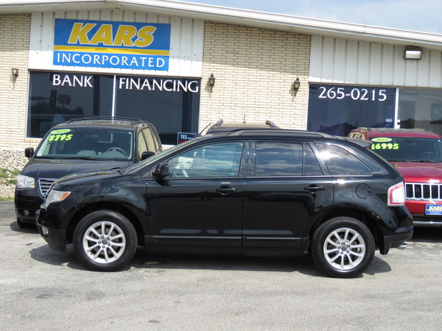 2009 Ford Edge SEL AWD  - 983615D  - Kars Incorporated - DSM