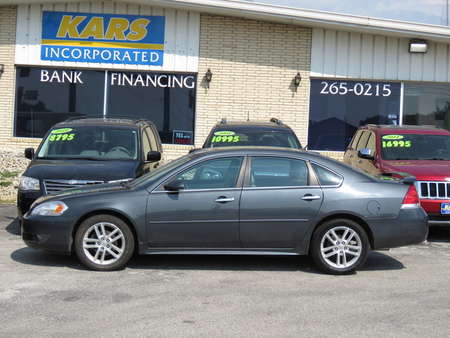 2010 Chevrolet Impala LTZ for Sale  - A61272D  - Kars Incorporated - DSM