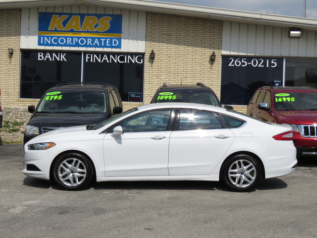 2016 Ford Fusion  - Kars Incorporated - DSM
