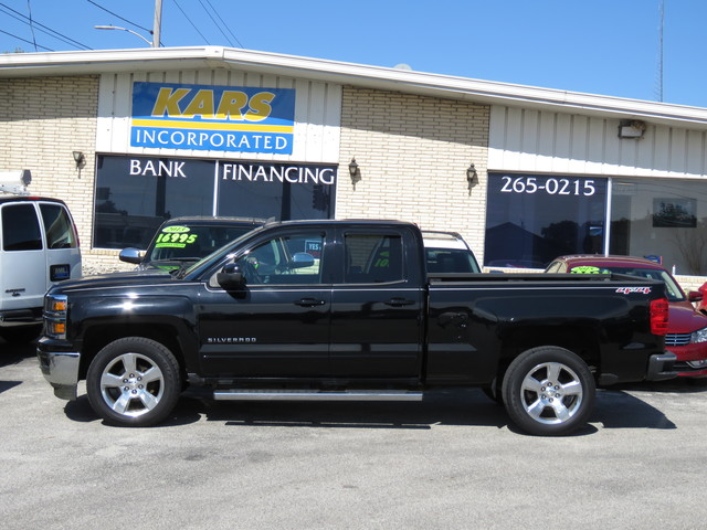 2015 Chevrolet Silverado 1500 LT 4WD  - F58076D  - Kars Incorporated - DSM
