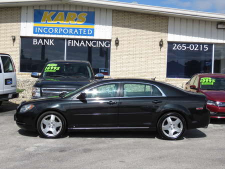 2009 Chevrolet Malibu LT w/2LT for Sale  - 938046  - Kars Incorporated - DSM