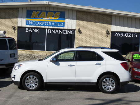 2011 Chevrolet Equinox LTZ AWD for Sale  - B75979  - Kars Incorporated - DSM