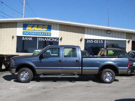 2005 Ford F-250 XLT 4WD Crew Cab for Sale  - 506113  - Kars Incorporated - DSM