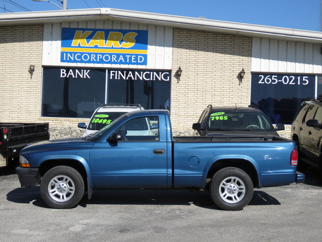 2003 Dodge Dakota Base Regular Cab  - 332186  - Kars Incorporated - DSM