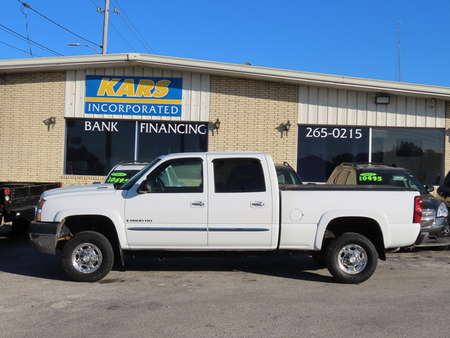 2005 Chevrolet Silverado 2500HD LT 4WD Crew Cab for Sale  - 526108  - Kars Incorporated - DSM