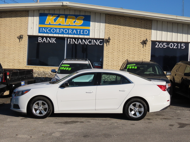 2015 Chevrolet Malibu LS  - F68065  - Kars Incorporated - DSM