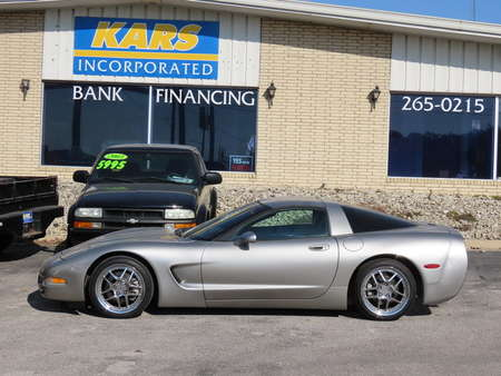 2002 Chevrolet Corvette  for Sale  - 203875D  - Kars Incorporated - DSM